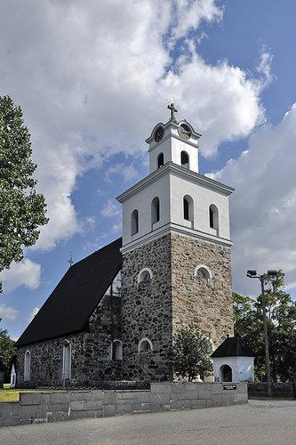 Bildresultat för rauma kirkko