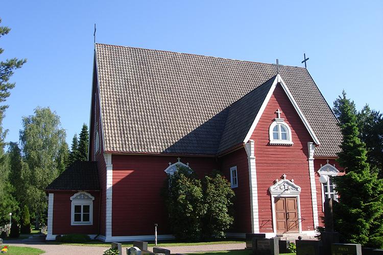 Lapin kirkko